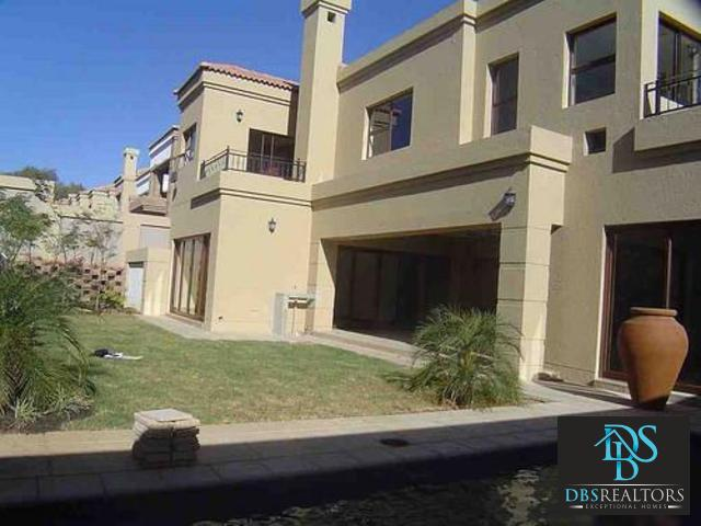 Sandton, Riverclub Property  | Houses To Rent Riverclub, Riverclub, Cluster 3 bedrooms property to rent Price:, 40,00*