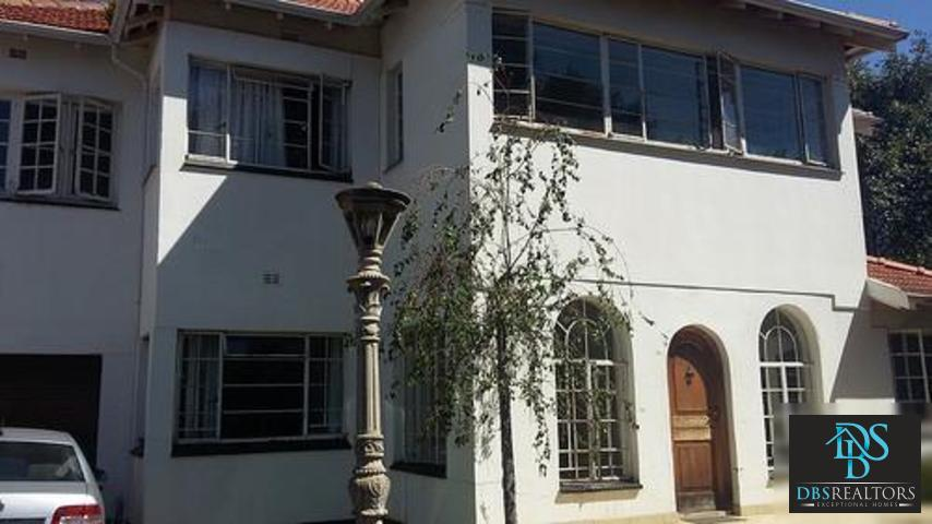 Johannesburg, Highlands North Property  | Houses For Sale Highlands North, Highlands North, House 4 bedrooms property for sale Price:1,950,000