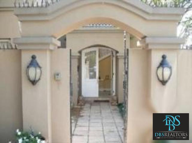 Bryanston West for sale property. Ref No: 3076896. Picture no 1