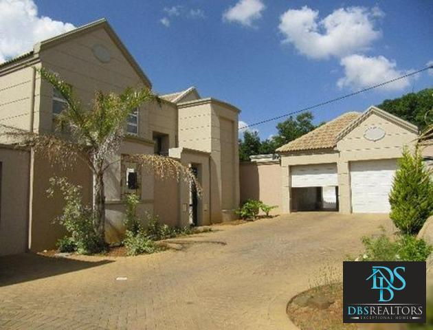 Sandton, Craighall Property  | Houses To Rent Craighall, Craighall, Cluster 3 bedrooms property to rent Price:, 45,00*