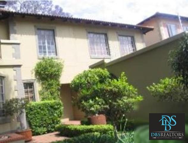 Sandton, Riverclub Property  | Houses To Rent Riverclub, Riverclub, Cluster 4 bedrooms property to rent Price:, 35,00*