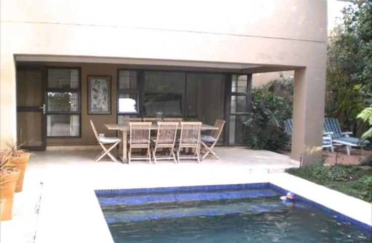 Sandton, Riverclub Property  | Houses To Rent Riverclub, Riverclub, Cluster 3 bedrooms property to rent Price:, 35,00*